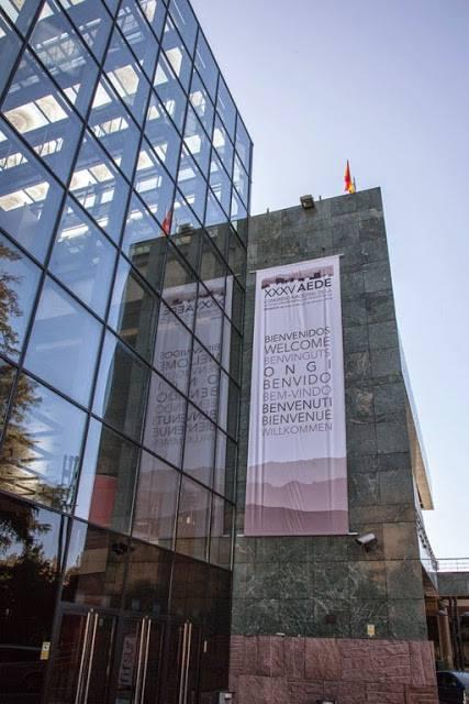 Congreso AEDE Granada 2014